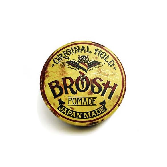 Brosh Pomádé - Original - Made in Japan - 115g