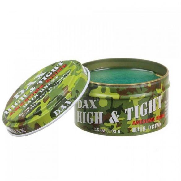 DAX High & Tight Awesome Shine extra fényes hajwax 99g