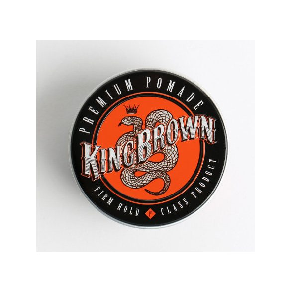 King Brown Prémium Pomádé 75g