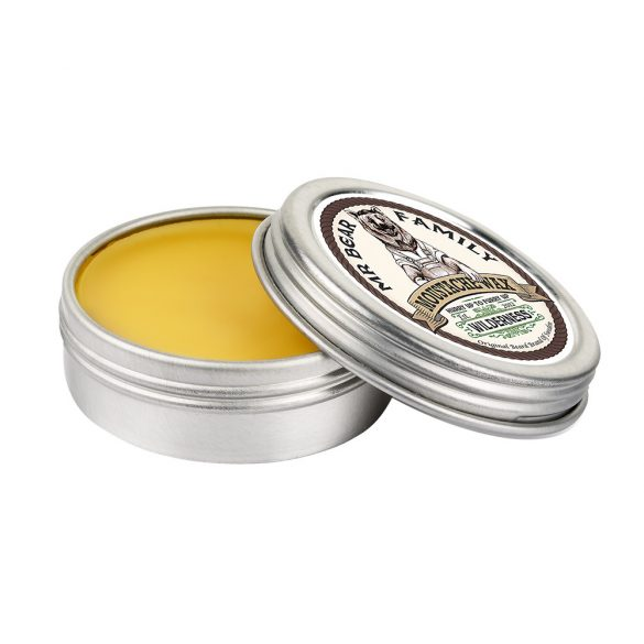 Mr. Bear Family moustache wax wilderness 30ml
