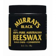 Murray's Black Beeswax 114g