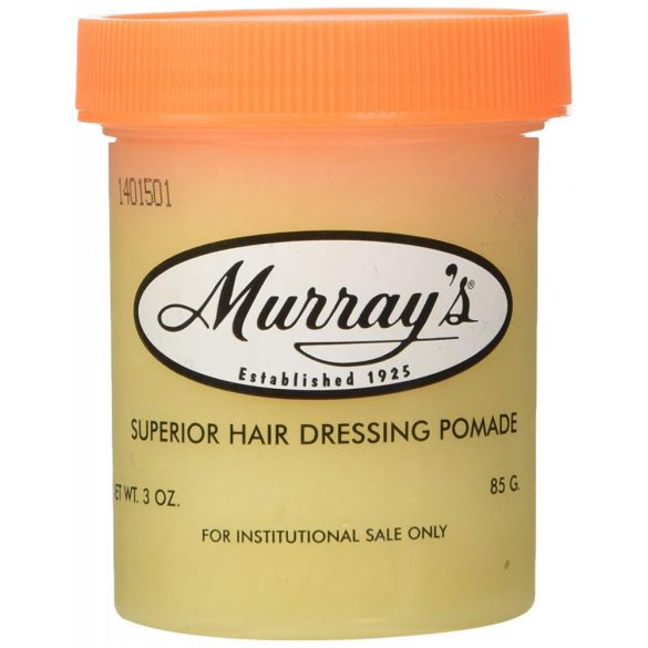 Murray's Superior Hair Dressing Pomade - Prison Edition - hajformázó pomádé 85g