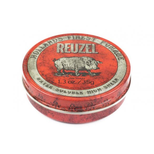 Reuzel red sheen waterbased pomade 35g