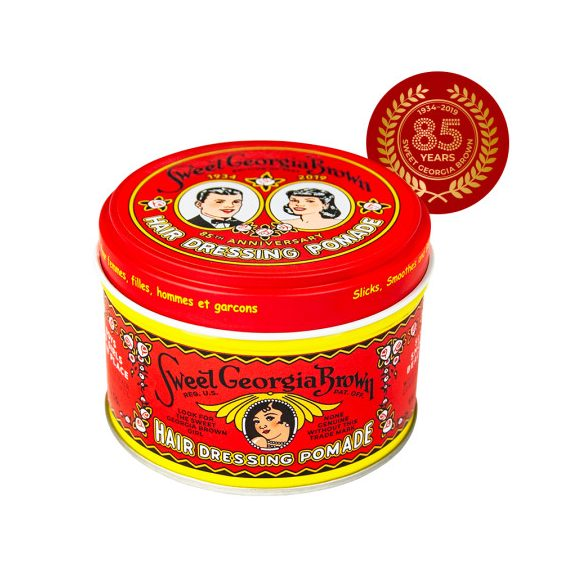 Sweet Georgia Brown Hair Dressing Pomade 1934 special edition